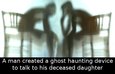 Talking-to-ghosts