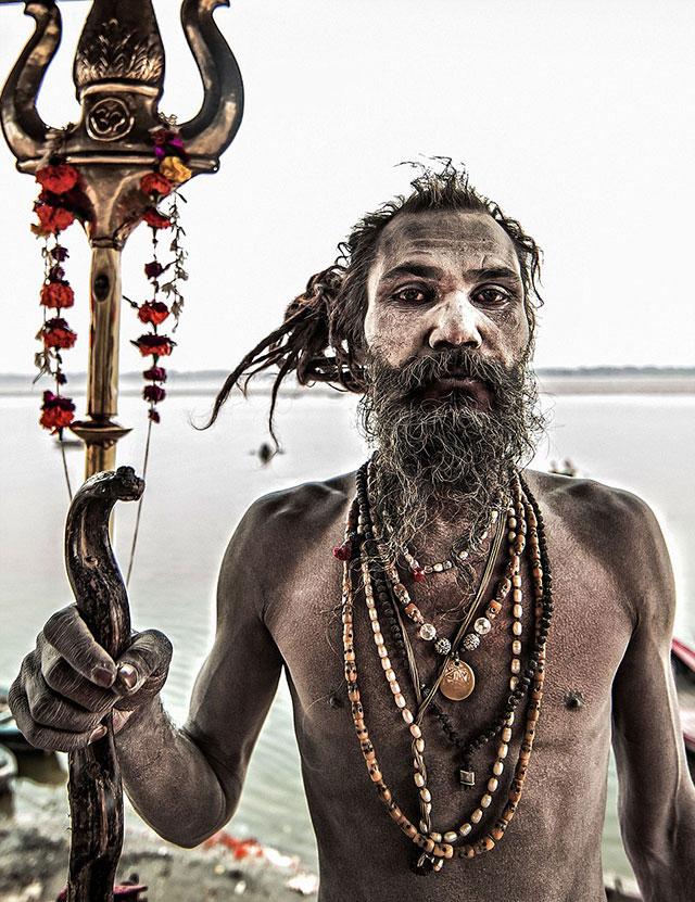 Meet The Aghori Sadhus, Aka The Cannibal Monks Of India