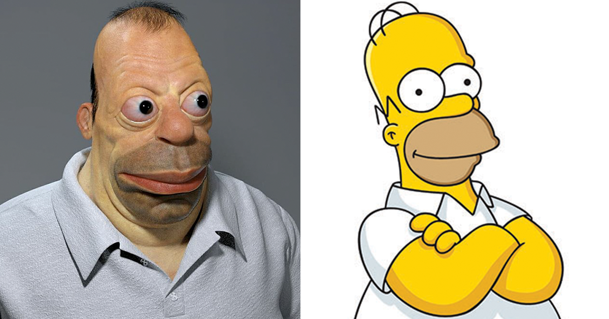 14 Cartoon Characters And You Will Want To Avoid Meeting Them