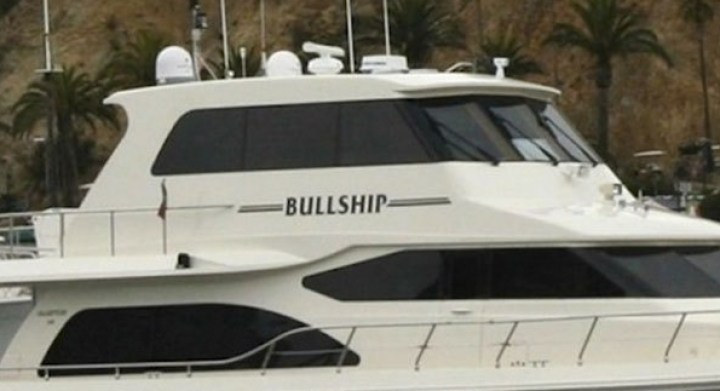 33 Pun-tastic Boat Names That Will Make The Whole Harbour